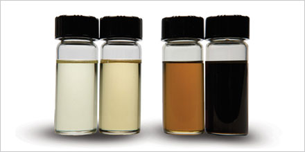 Why Hydraulic Oil Changes Color