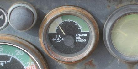 Reasons for Low Oil Pressure