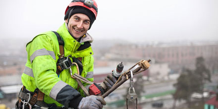 Safety Tips for Working at Heights