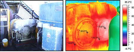 using thermography to uncover hidden problems. Black Bedroom Furniture Sets. Home Design Ideas