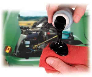 How to detect soot in diesel oil for Which motor oil is thicker