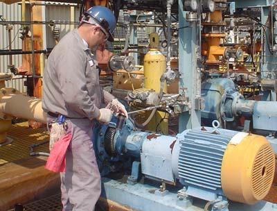 Pump Oil Drain