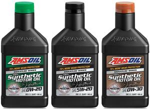 Amsoil launches synthetic motor oil for Amsoil 100 synthetic motor oil