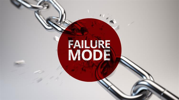Failure Modes of Equipment Reliability Processes