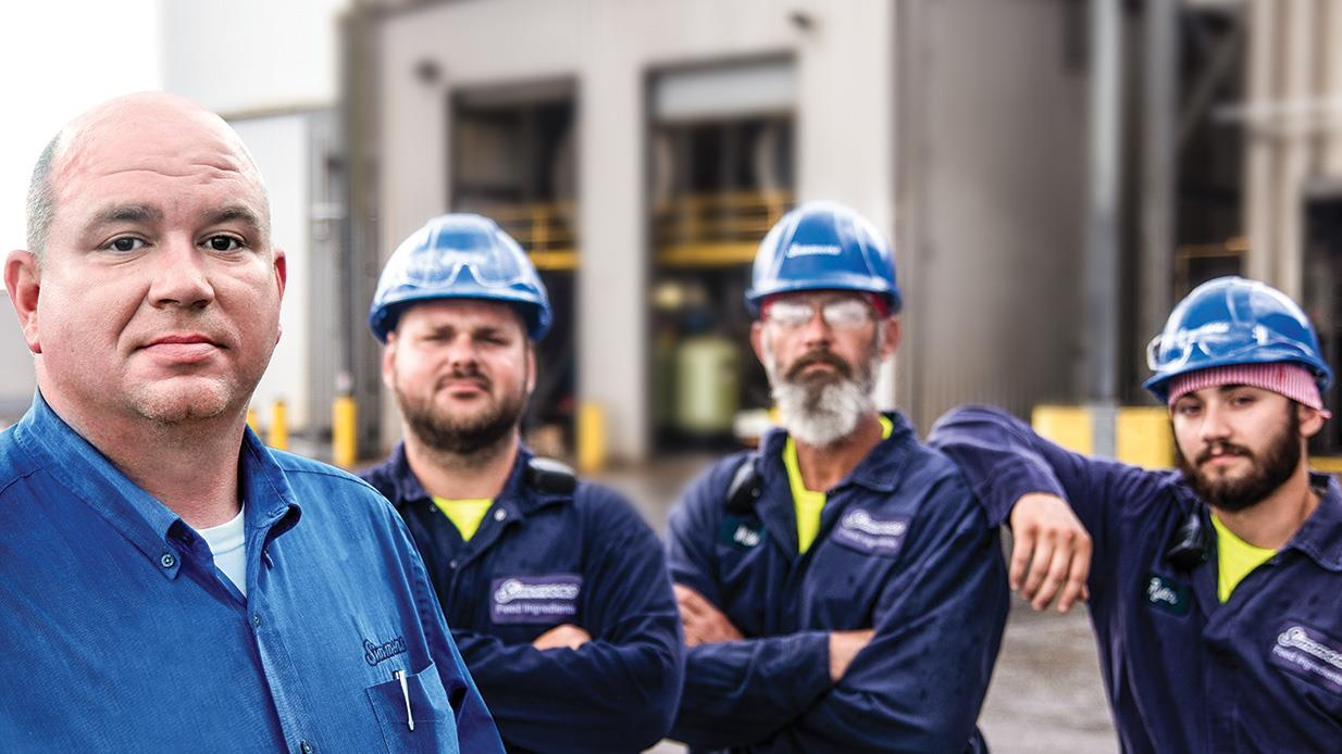 How an Improved Lubrication Program Enabled Simmons Feed to Cut Downtime by 50 Percent