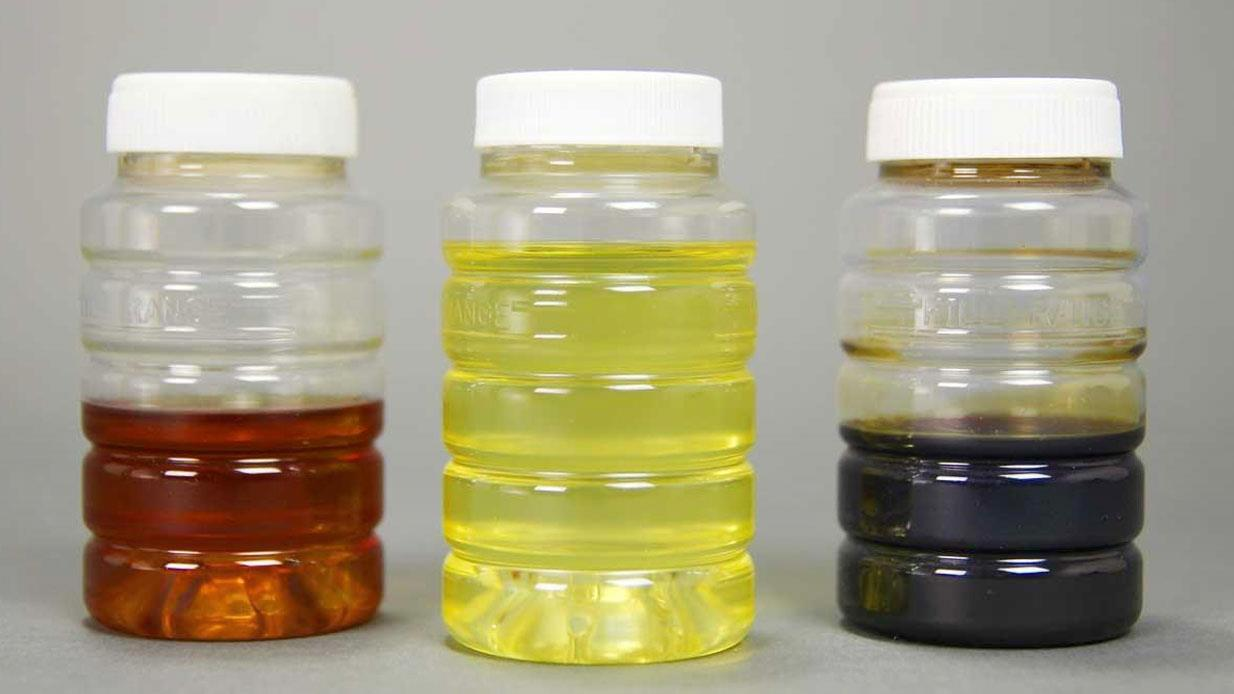 What a Change in Oil Color Means