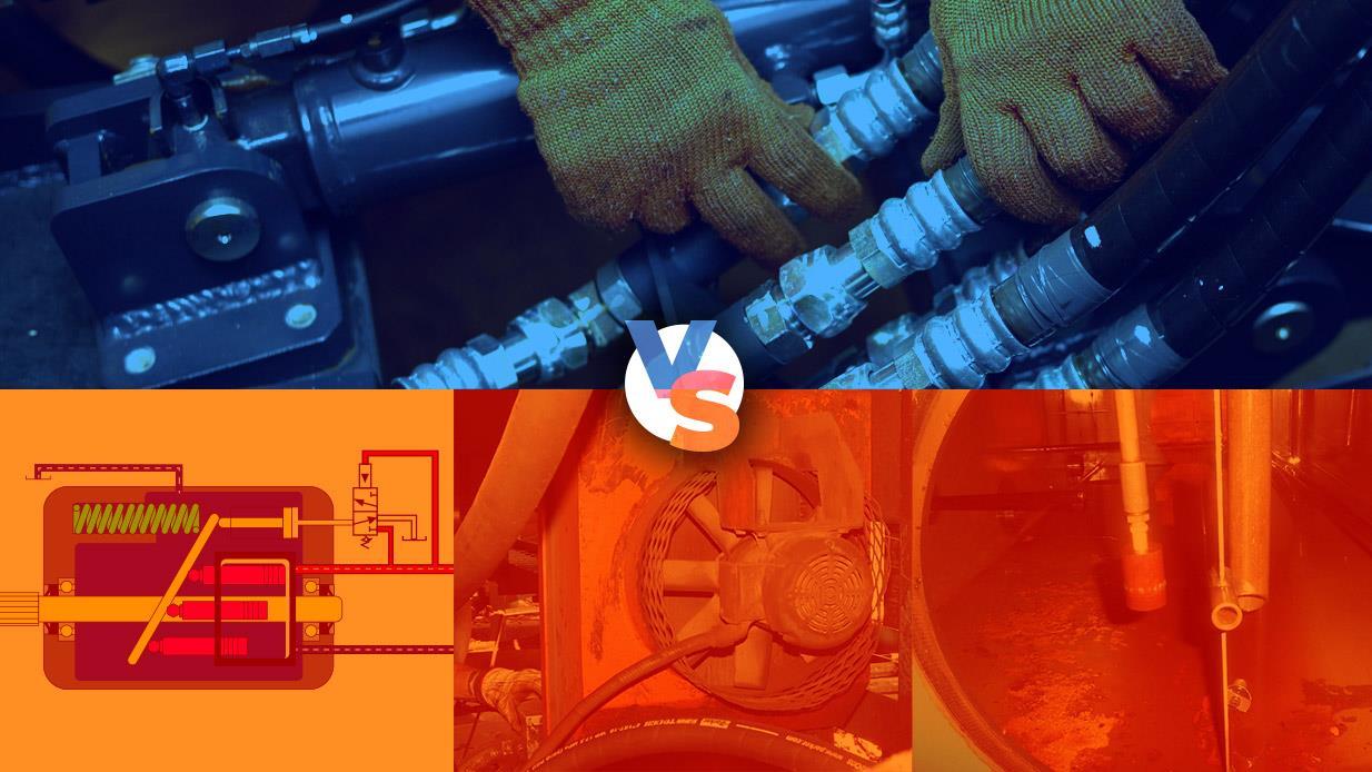 Proactive vs. Reactive Hydraulic Maintenance