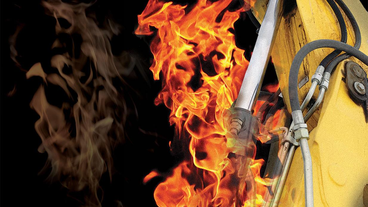 When to Use Fire-resistant Hydraulic Fluids