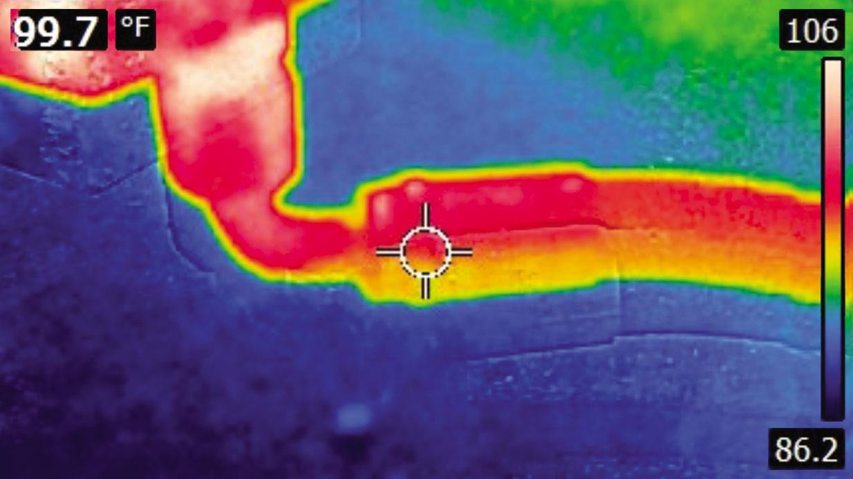10 Ways to Check Hydraulic Systems with Thermal Imaging