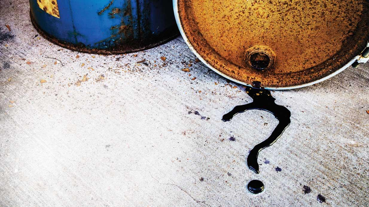 Oxidation: Why Good Oil Turns Bad