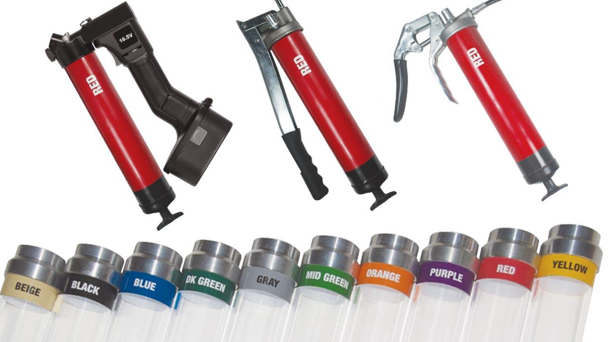 The Grease Gun: Applications, Uses and Benefits