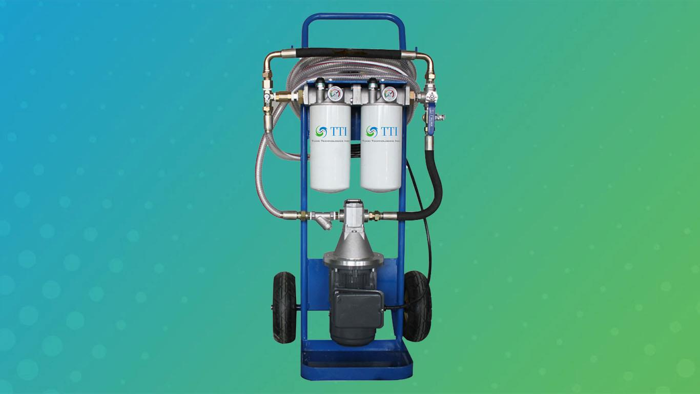 Oil Filter Carts: A Technical Overview