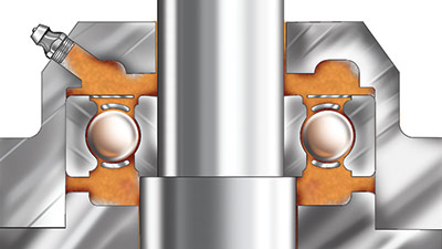 Lubrication strategies for electric motor bearings for How to lubricate an electric motor