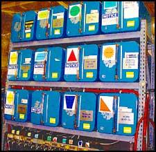Organized Oil Storage