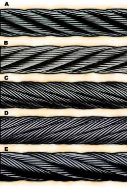 Lubrication Basics for Wire Ropes