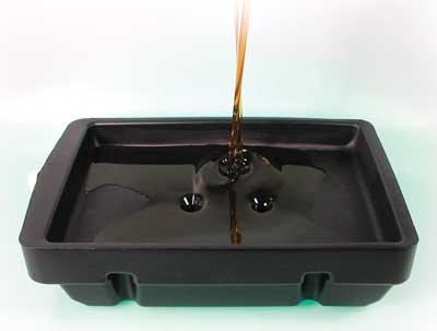 Oil Change Drain Pan