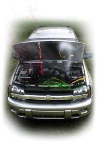 Pinpointing Pesky Automotive Leaks