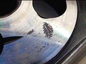 Cavitation Damage Repair