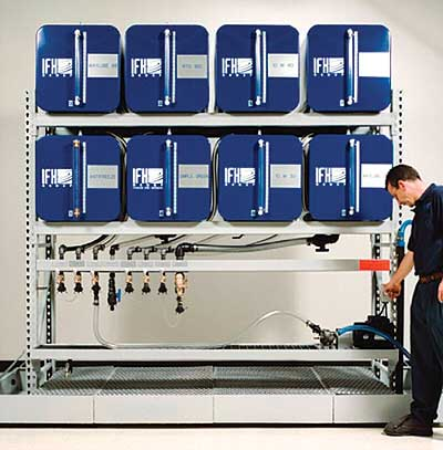 Storage Dispensing System Ifh Group Rock Falls Ill