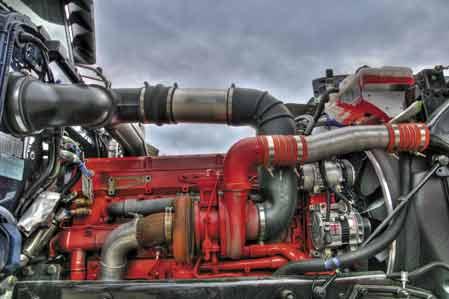Diesel Engine Oil Contaminants