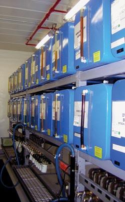 Lubricant Dispensing