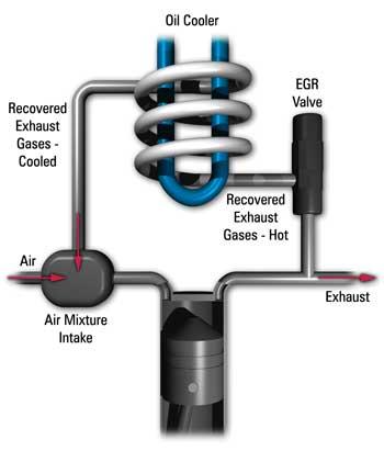 EGR System Illustration