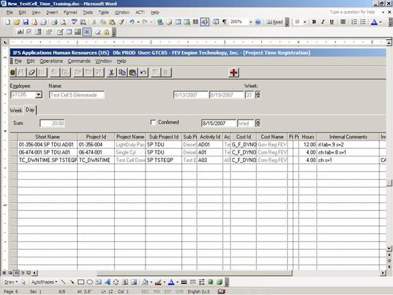 machine downtime tracking excel