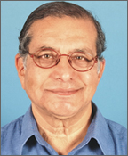 Photo of Dr. Arvind Thekdi.