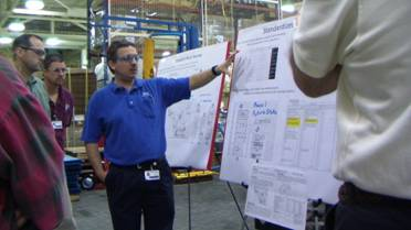 Tracy presents Zone Control Plan.JPG