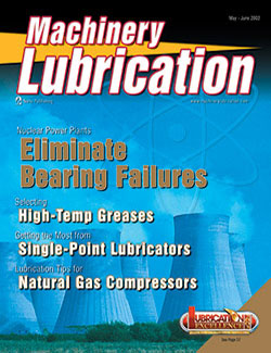 Machinery Lubrication - Cover - 5/2002