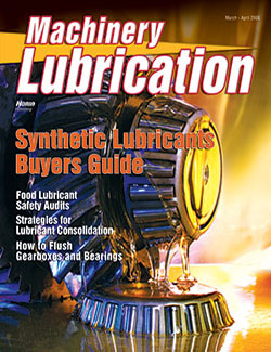 Machinery Lubrication - Cover - 3/2006