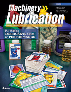 Machinery Lubrication - Cover - 12/2013