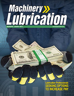 Machinery Lubrication - Cover - 10/2014