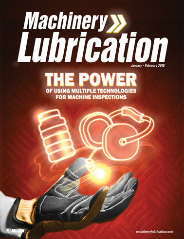 Machinery Lubrication - Cover - 2/2018