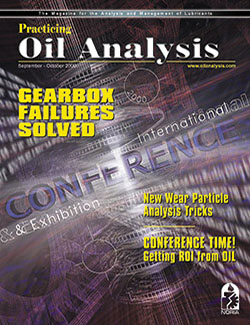Practicing Oil Analysis - Cover - 10/2000
