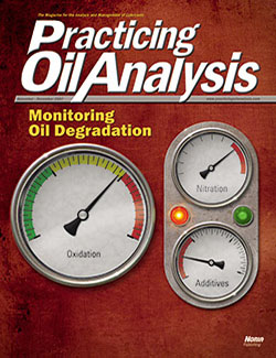 Practicing Oil Analysis - Cover - 11/2007