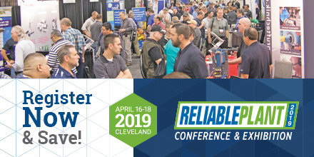 Claim Early-Bird Pricing for Reliable Plant 2019