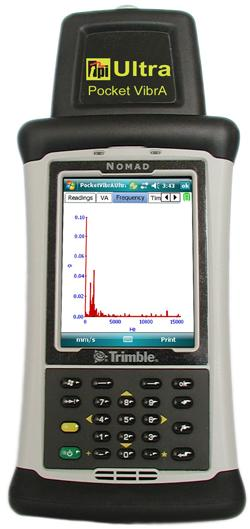 TPI Unveils Vibration Analyzer with RFID