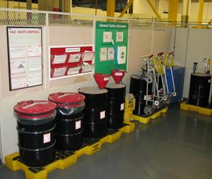 Options For Lubricant Storage And Handling
