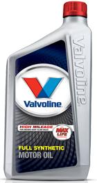 Valvoline Introduces New High-mileage Motor Oil