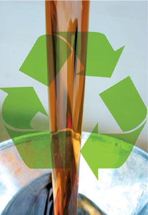 Why You Should Reclaim and Recycle Used Oil