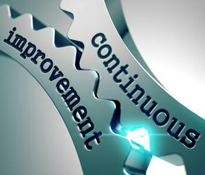 get back to the basics for continuous improvement