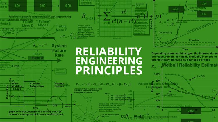Reliability engineering principles for the plant engineer