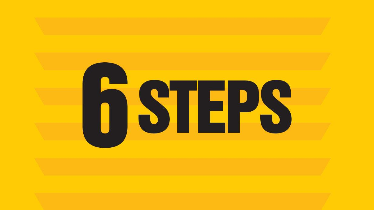 6 Steps for a Safer Workplace