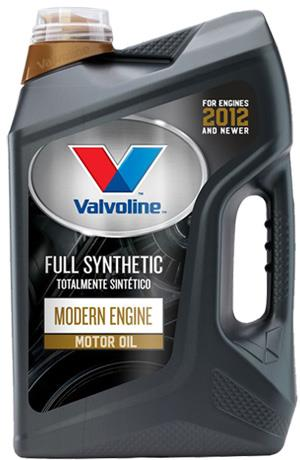 Valvoline Launches New Synthetic Motor Oil