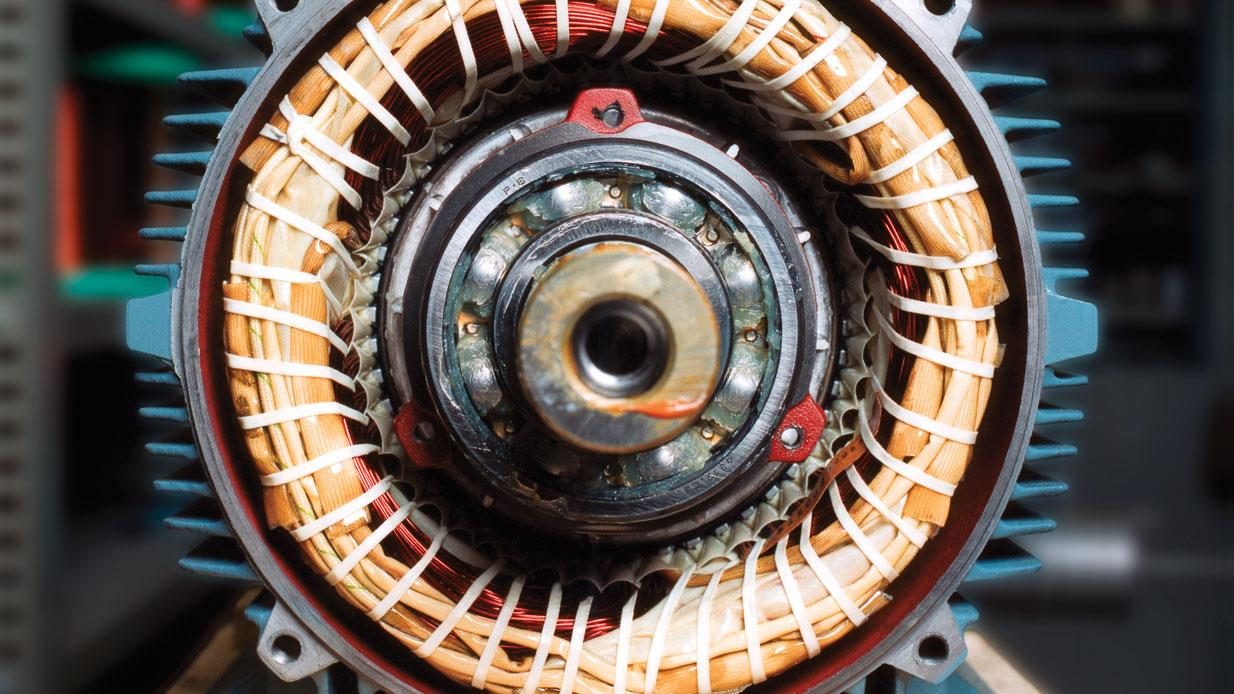 How To Ensure Greater Efficiency With Electric Motors Rotor Induction Motor Ultilizing Current Variation Starting Circuit