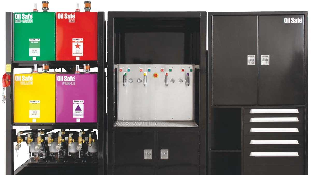 Bulk Oil Storage and Dispensing Best Practices