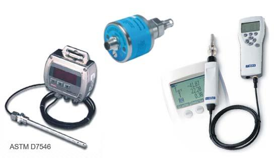 Water Saturation Meters and Sensors
