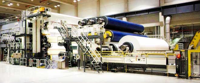 Improved Lube Oil Systems for Paper Machines