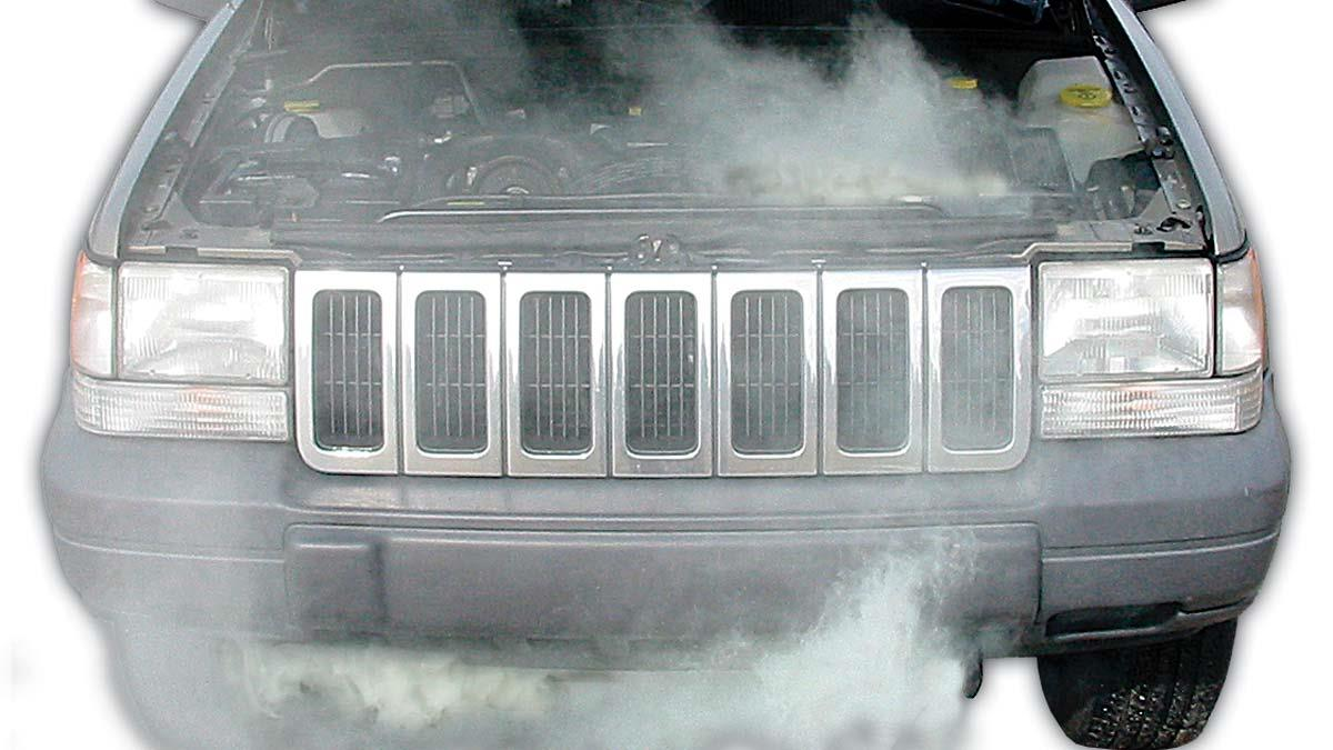 Why Smoke is Emitted After an Oil Change